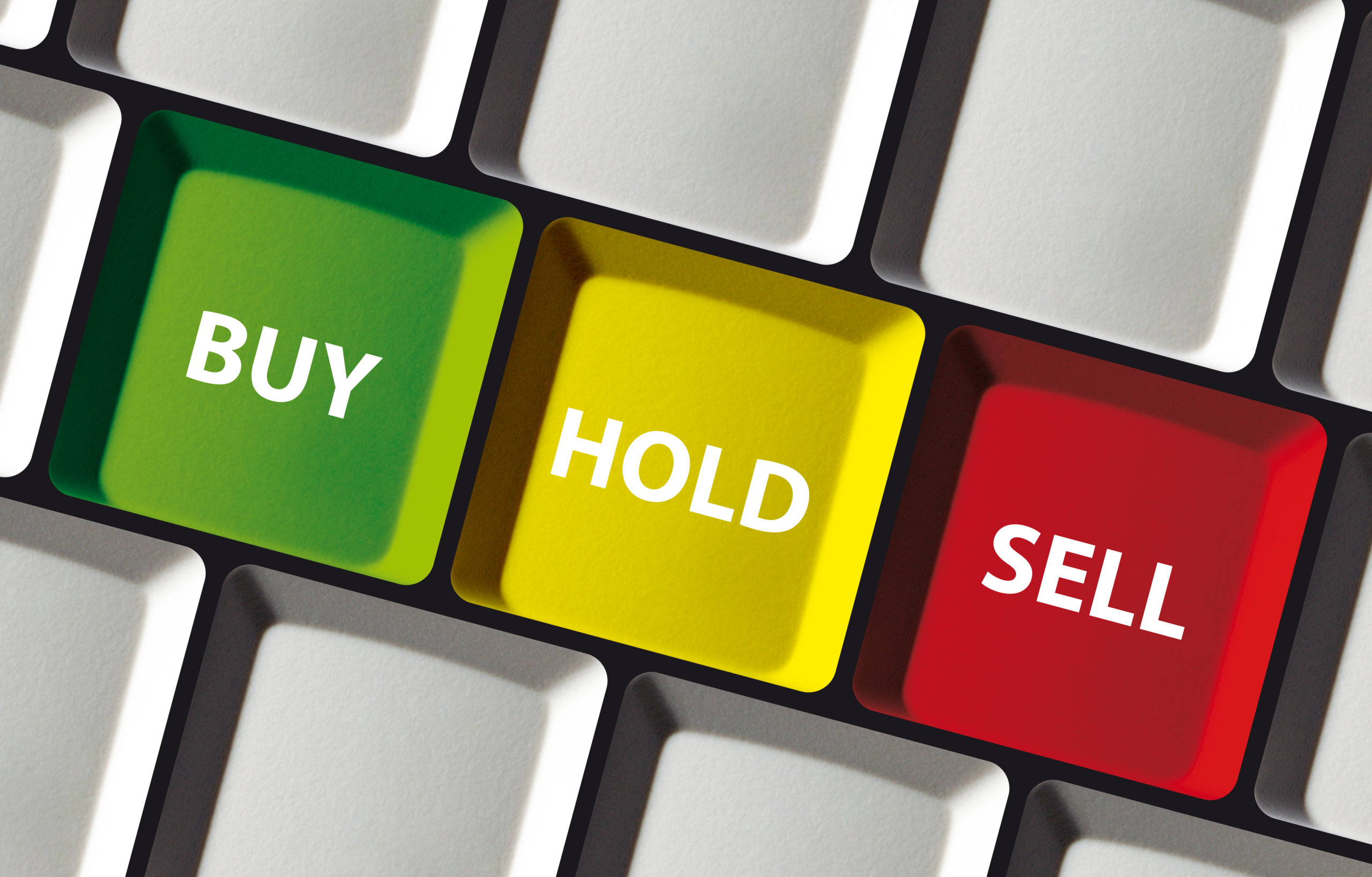 Buy Hold Sell – Healthy strategies for infected markets