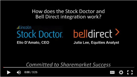 Tutorial: The integration of Bell Direct and Lincoln Stock Doctor