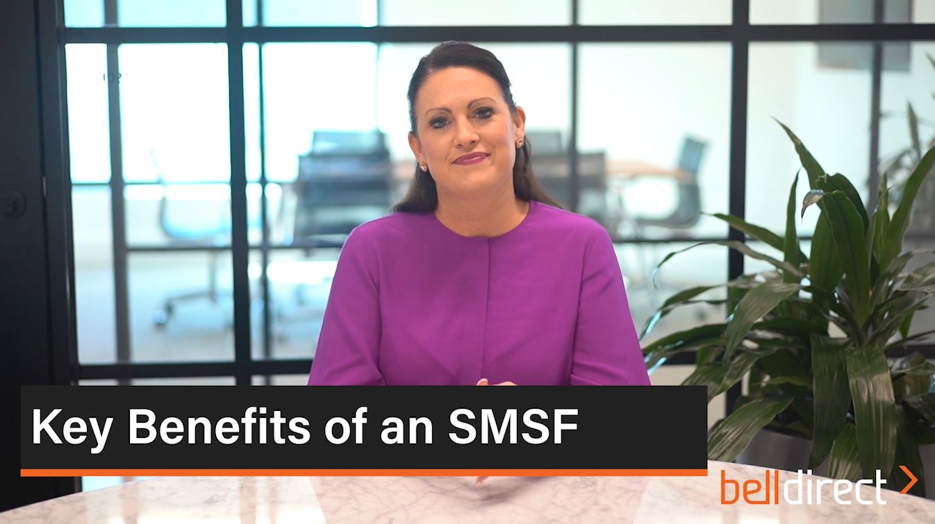 Key Benefits of an SMSF