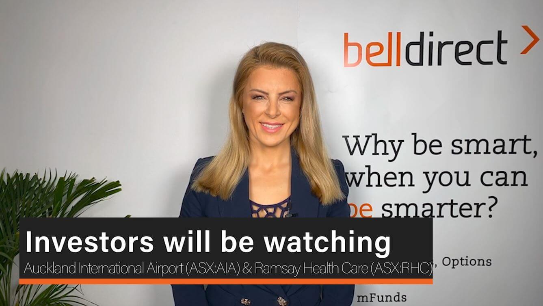 Investors will be watching