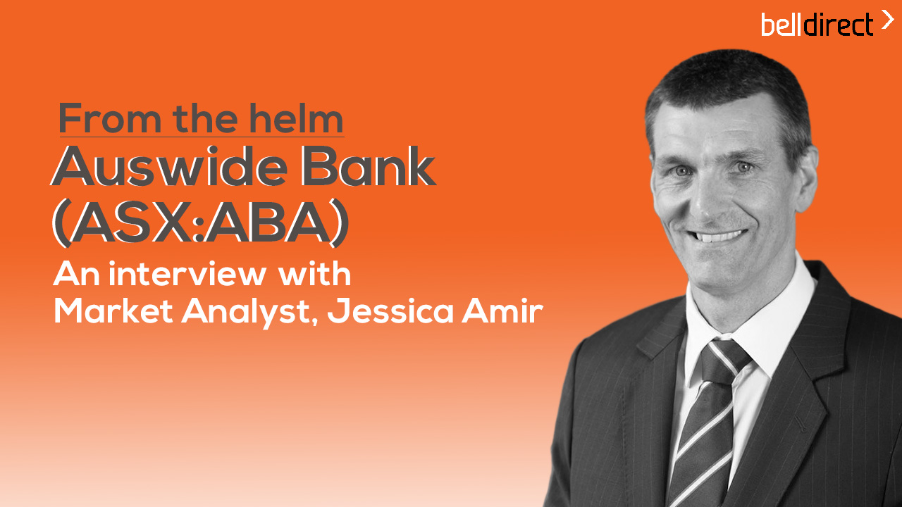 From the helm: Auswide Bank (ASX:ABA)