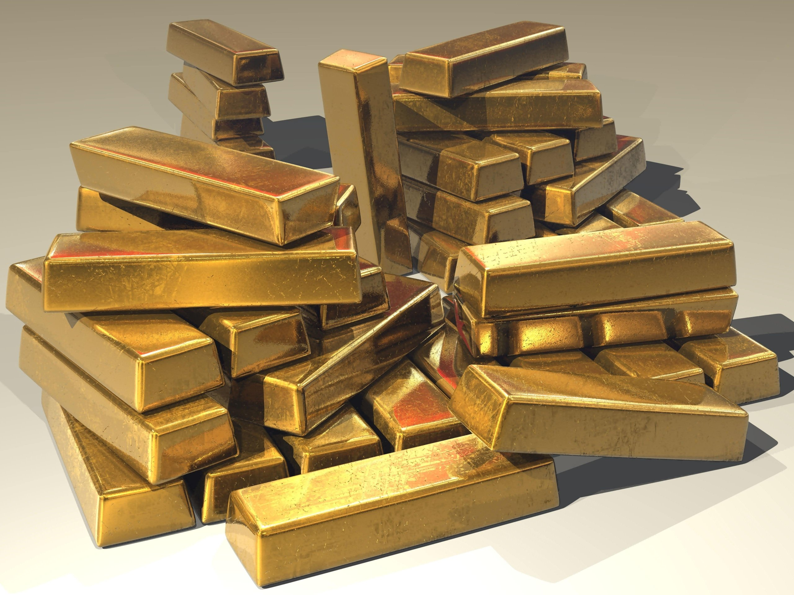 What's up with the price of gold?