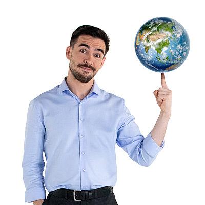 Bell Direct Globe
