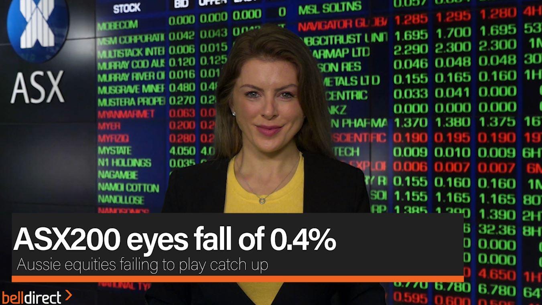 ASX200 eyes fall of 0.4%