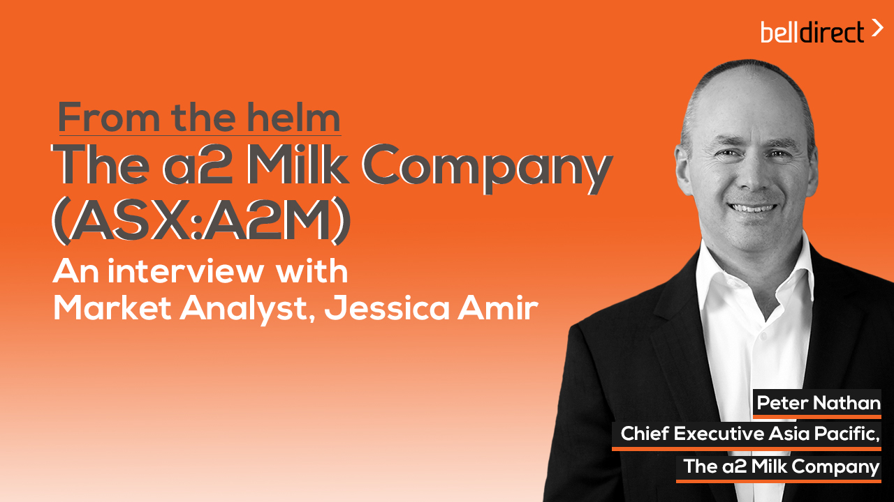 From the helm: a2 Milk
