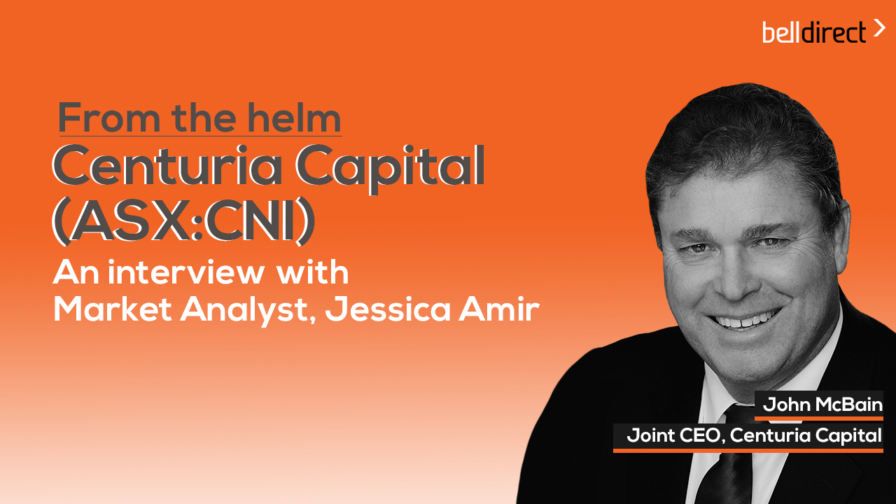 From the helm: Centuria Capital (ASX:CNI)