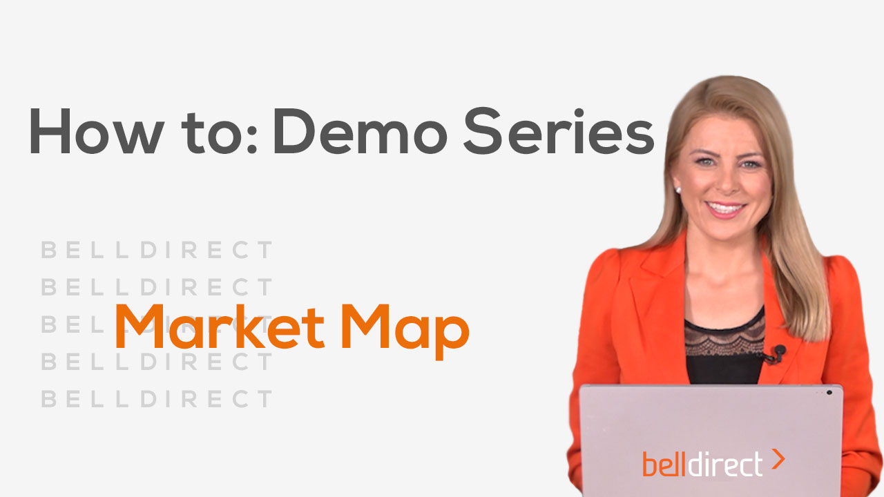 How to: Demo Series - Market Map