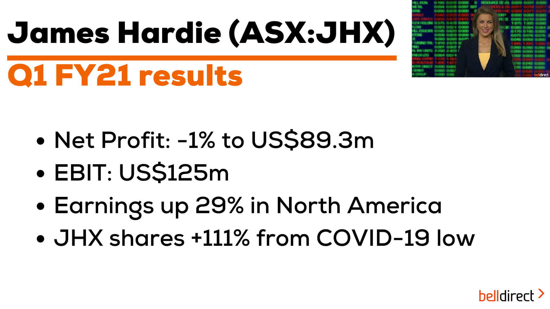 HOW DID THE 25TH LARGEST COMPANY ON THE ASX PERFORM?