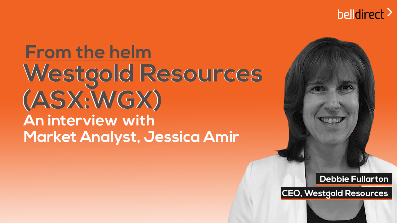 From the helm: Westgold Resources