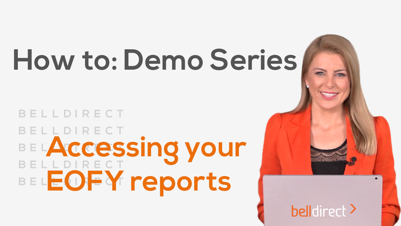 How to: Access you EOFY reports, cash account statements & contract note history