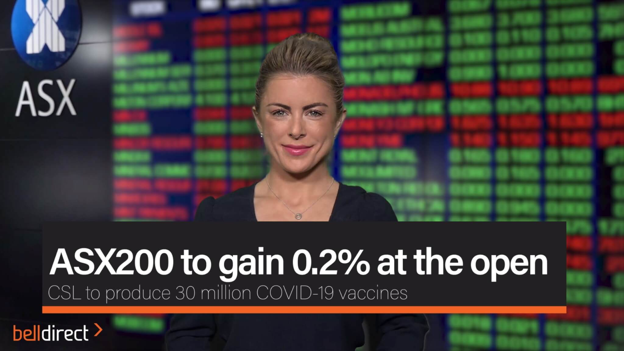 ASX200 to gain 0.2% at the open