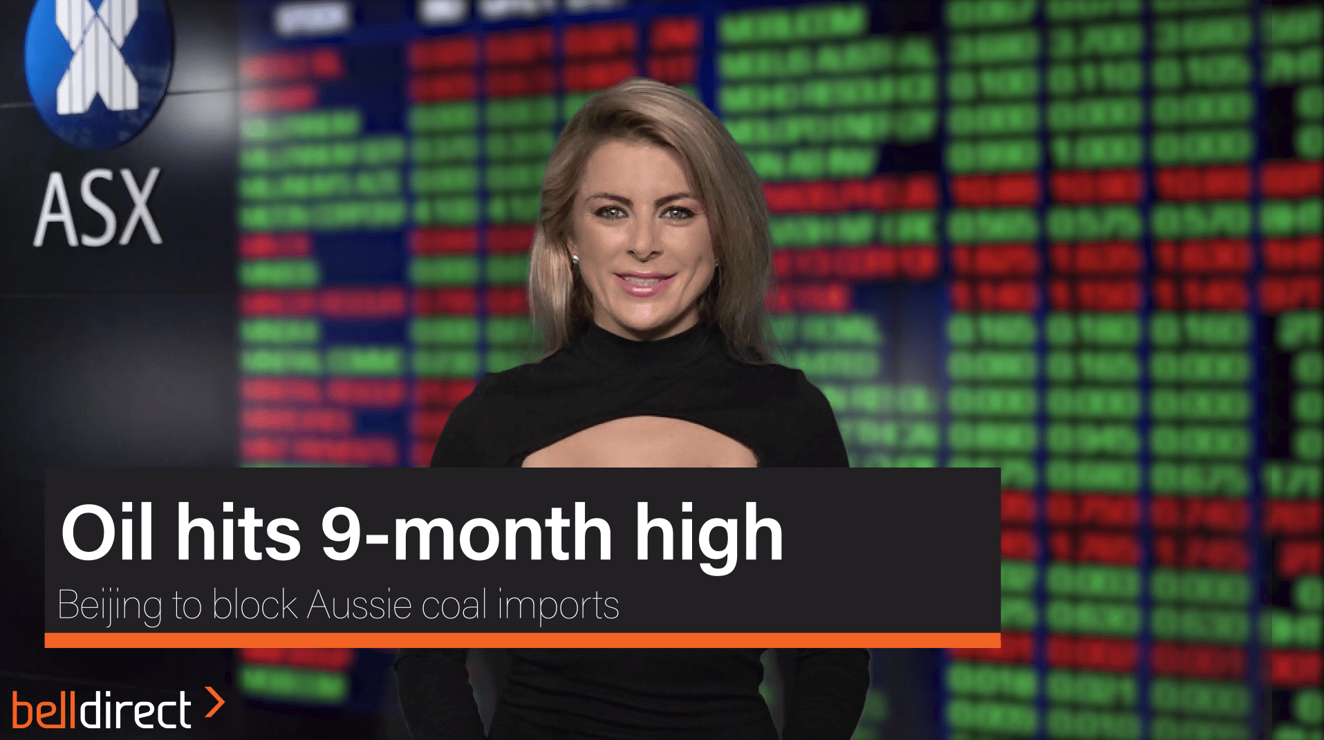 Oil hits 9-month high