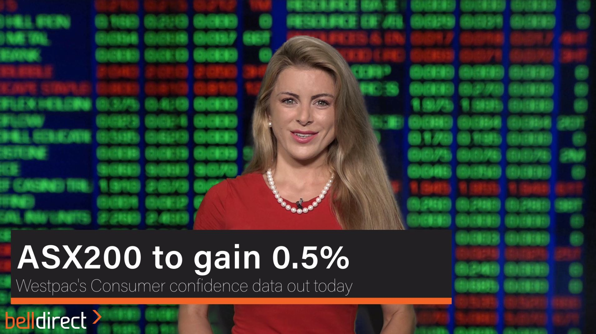 ASX200 to gain 0.5% at the open