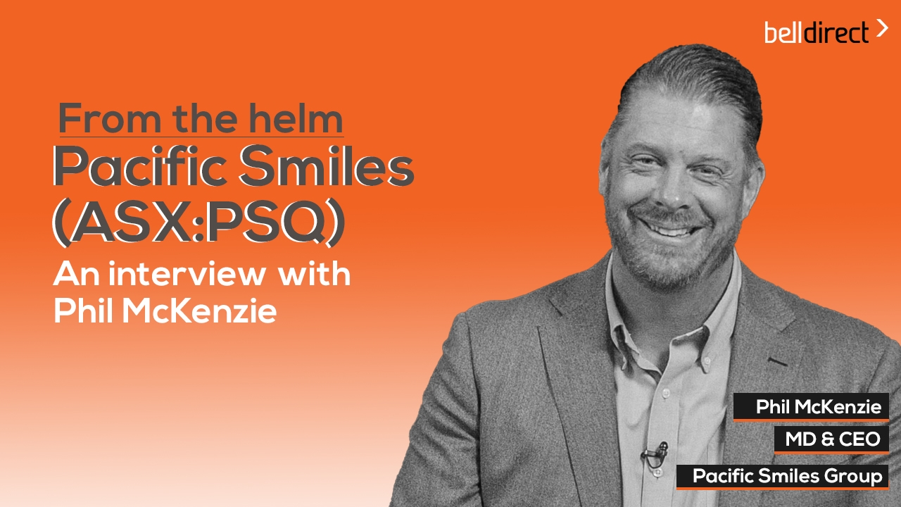 From the helm: Pacific Smiles
