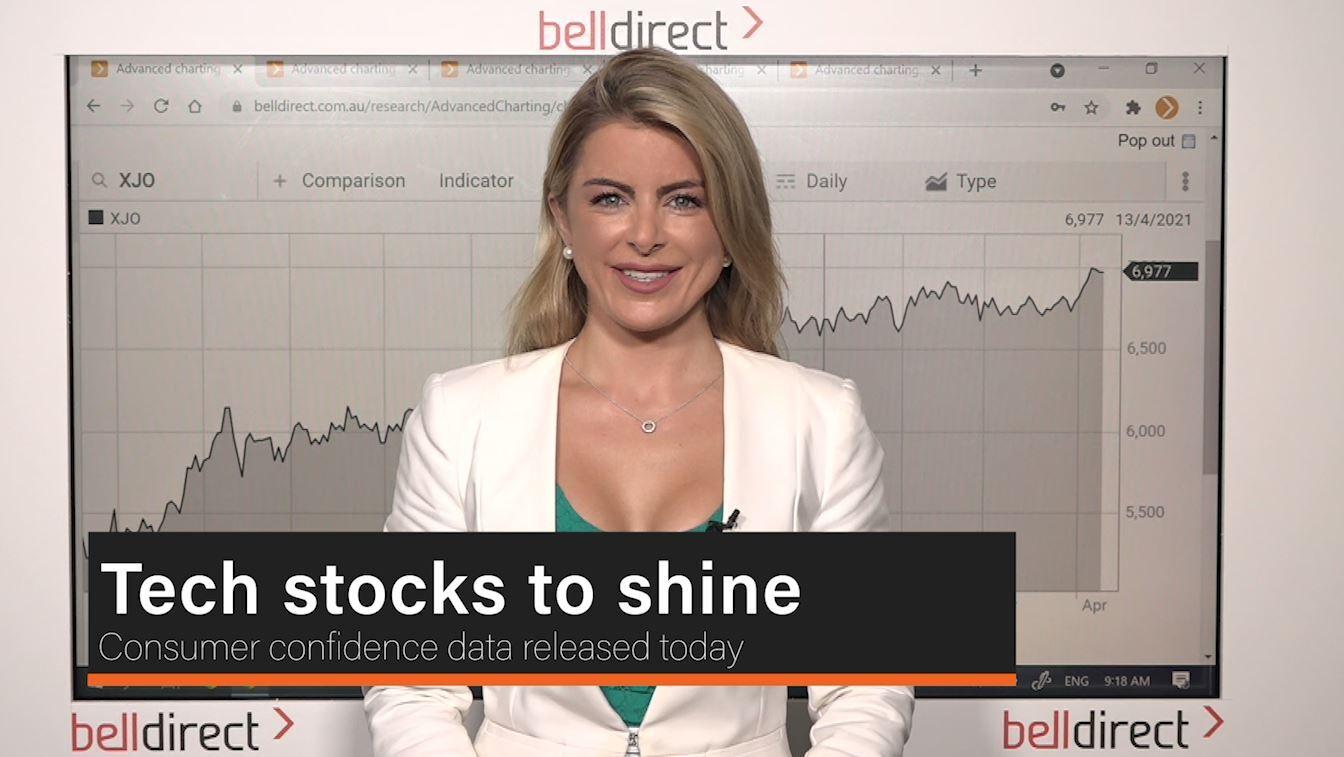 Tech stocks to shine