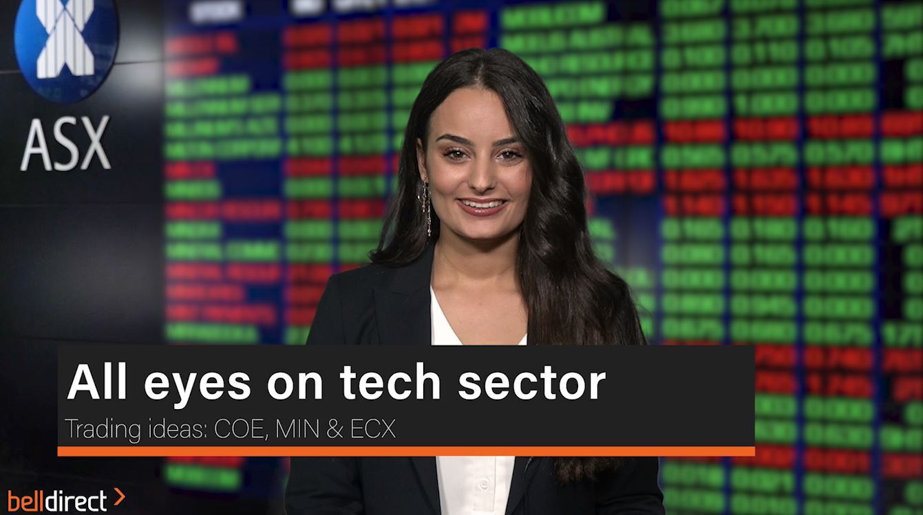 All eyes on tech sector