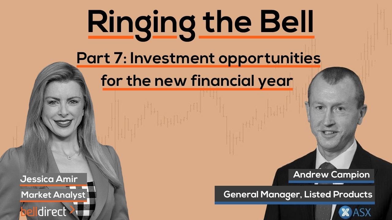 Ringing the Bell: Investment opportunities for the new financial year