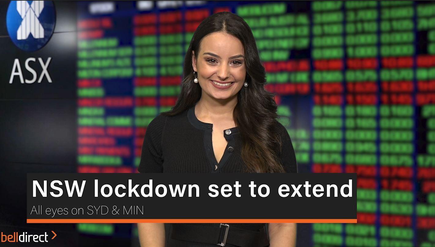 NSW lockdown set to extend