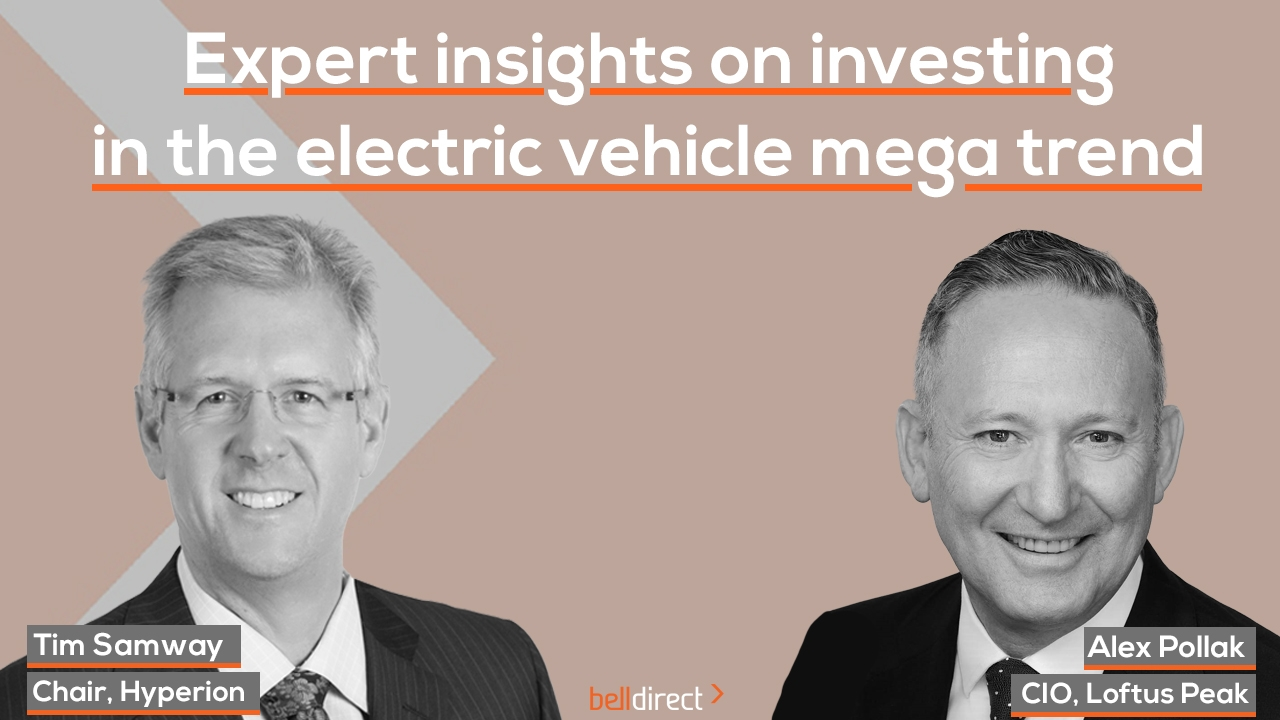 Expert insights on investing in the electric vehicle mega trend