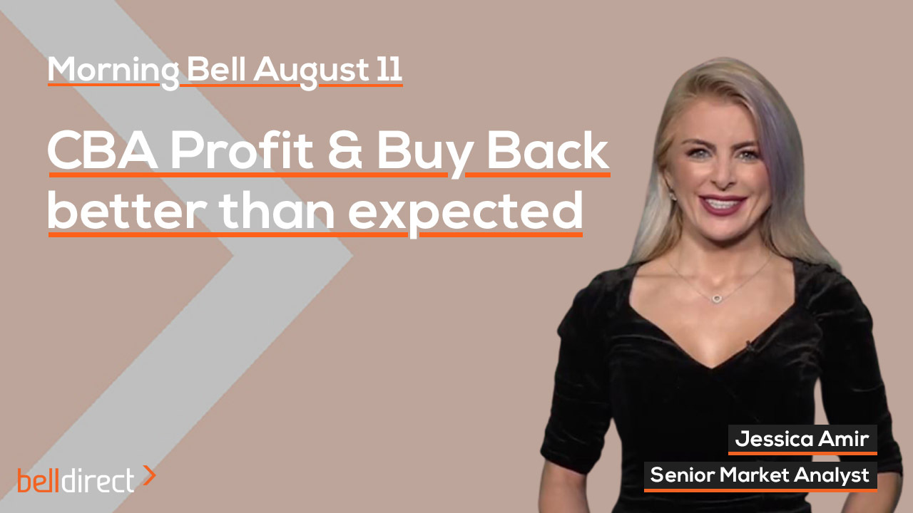 CBA Profit and BuyBack better than expected