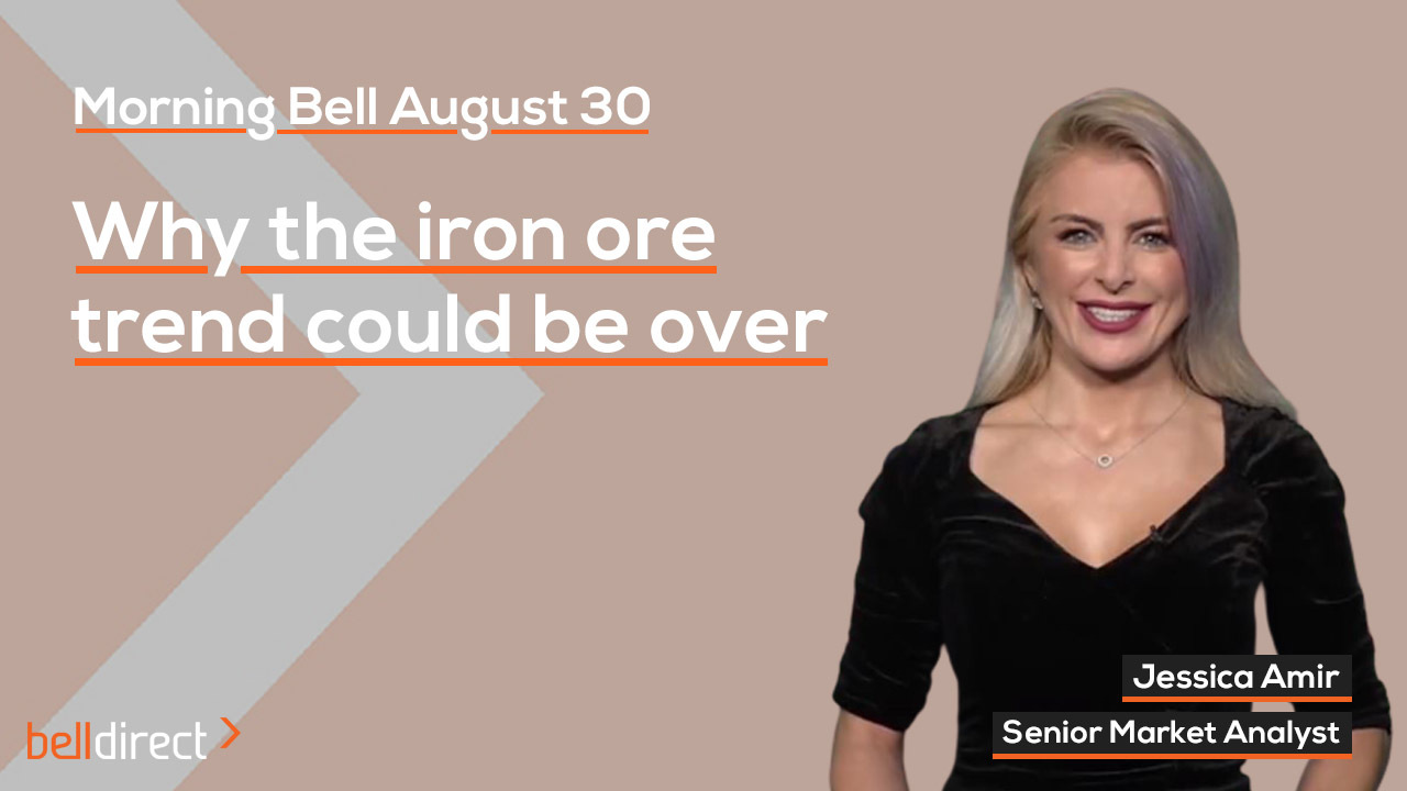 Why the iron ore trend could be higher