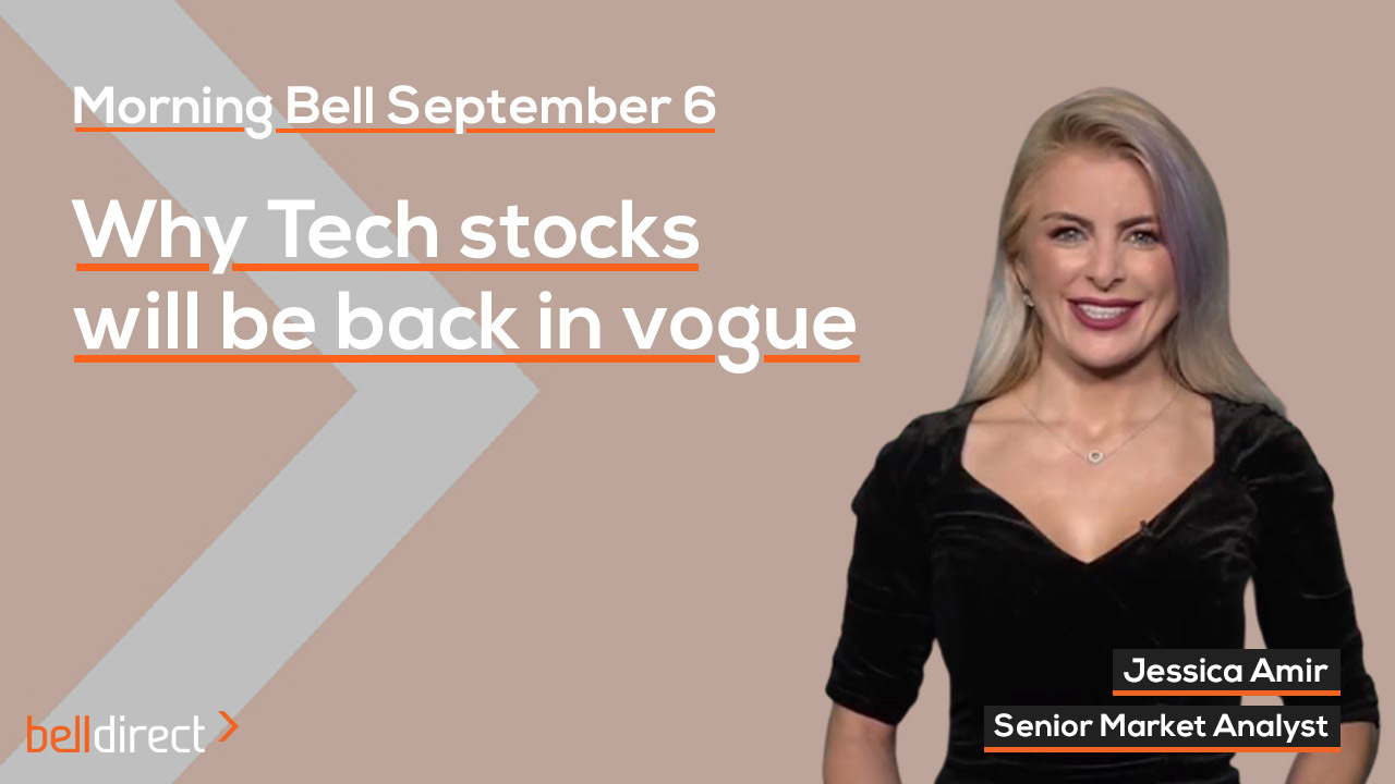 Why will tech stocks be back in vogue