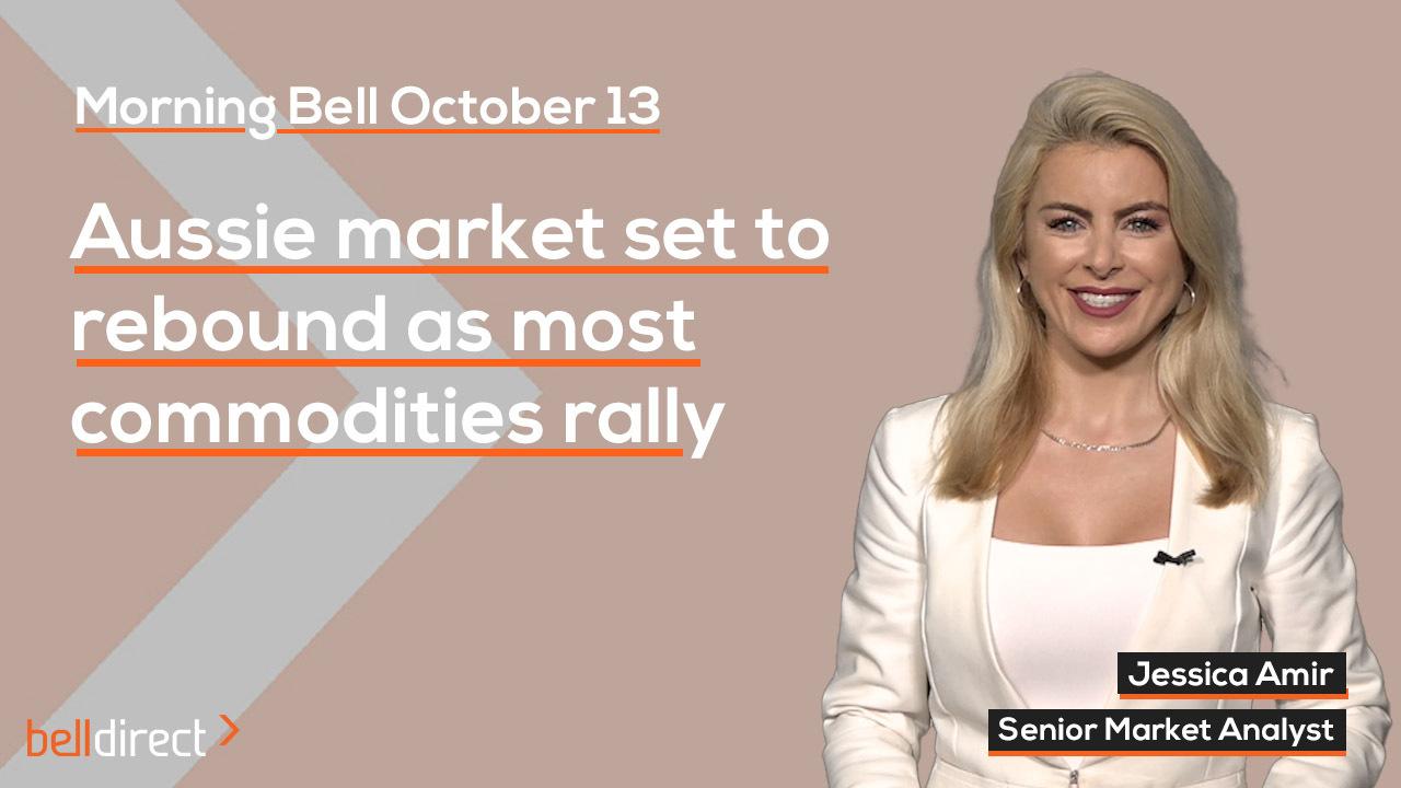 Commodities rally